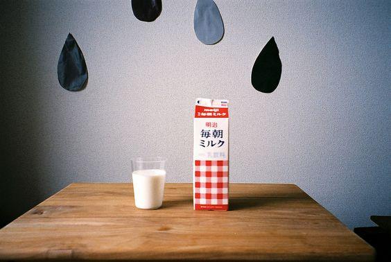 morning milk | Flickr
