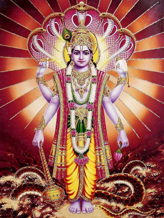Five Main Naga ( Sarpa ) of Hinduims