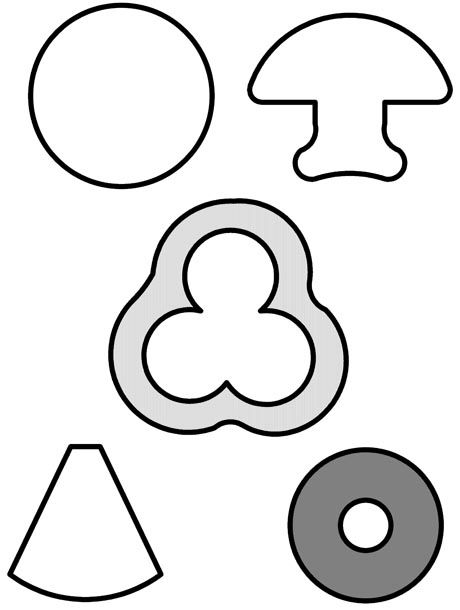 Pinterest the world s catalog of ideas for Felt coloring pages