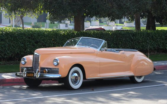 Packard | 1941-packard-clipper-darrin-convertible-fvl pic picture to download ...
