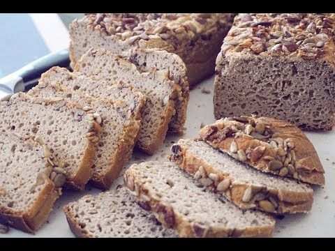 Finding The Healthiest Way To Make A Tasty Loaf Of Gluten Free Gum Free Gluten Free Sourdough Bread Gluten Free Sourdough Bread Recipe Gluten Free Sourdough