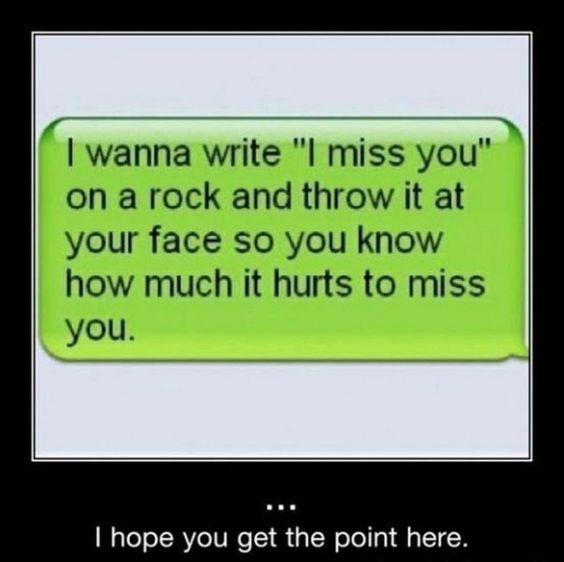 I hope you get the point...