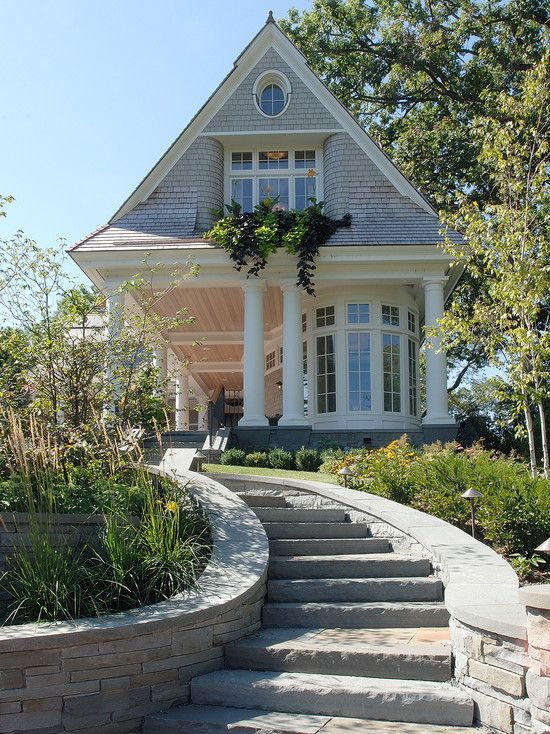Exterior cape cod style house design pictures remodel for Cape cod house renovation