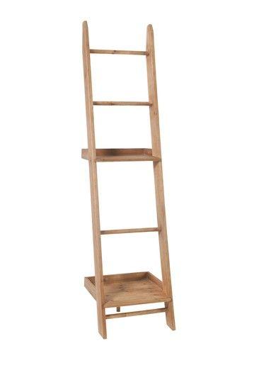 wood shelves shelves and bunk bed ladder on pinterest