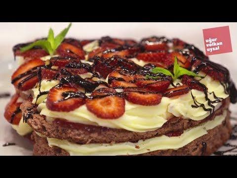 Cilek Ruyasi Kalp Seklinde Mukemmel Pasta Tarifi Evde Pasta