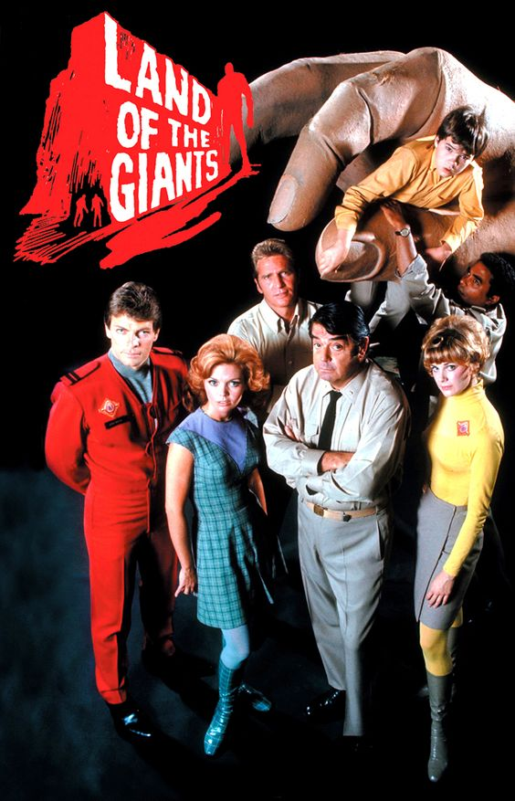 Land of the Giants (1968-70, ABC):