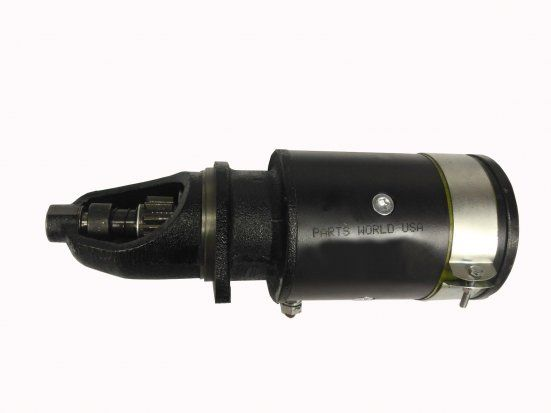 Parts World Usa Is Your Complete Source For Great Quality Of Starter Motor For International Harvester Farmall International Tractors Farmall Farmall Tractors