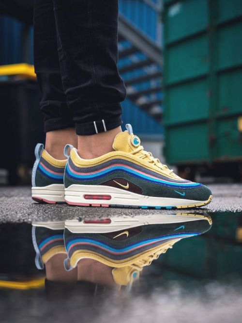 Sean Wotherspoon X Nike Air Max 1 97 2018 By Inmidoutsole Sneakers Men Fashion Air Max Sneakers Sneakers Fashion