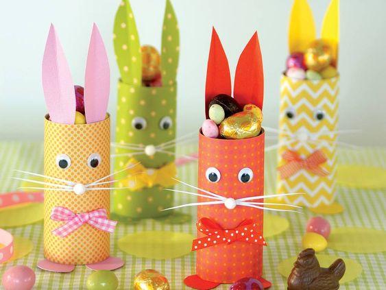 DIY / On prépare Pâques avec les enfants! - Modes&Travaux