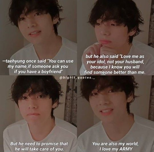 Pin By Nick K Pop Fan On Taehyung Bts Quotes I Love Bts Taehyung
