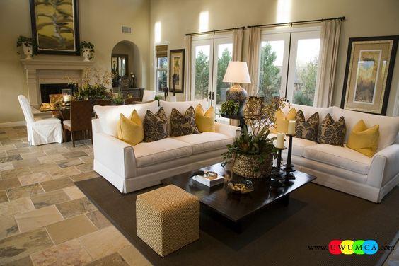 Pinterest the world s catalog of ideas for Rectangle living room design