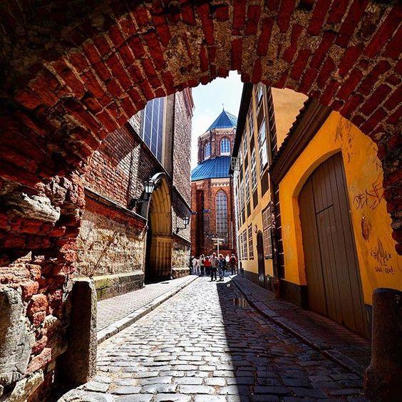 Riga Latvia / Riga Letonya. by seckinyilmaz