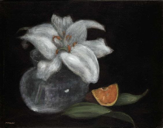 black and white painting - Google Search