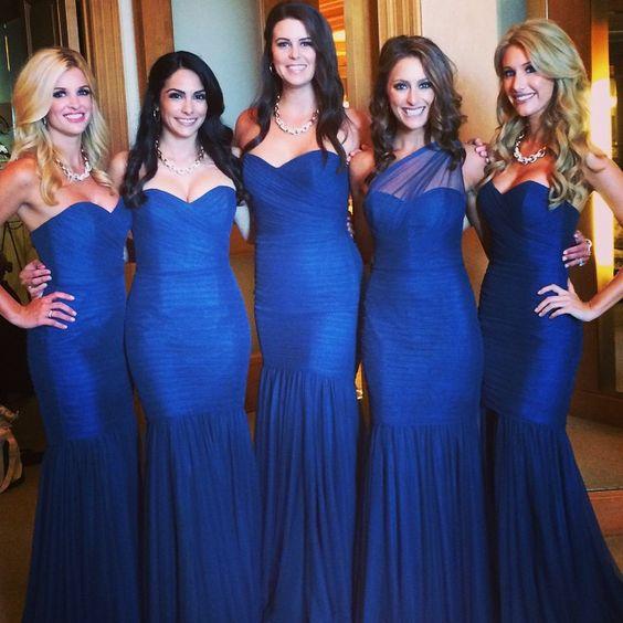 7 TOP BRIDESMAID DRESS TRENDS | It girl weddings