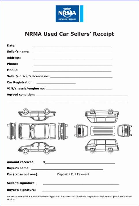Car Rental Receipt Template Elegant Car Sale Receipt Template Templates Forms Free Receipt Template Receipt Template Invoice Template