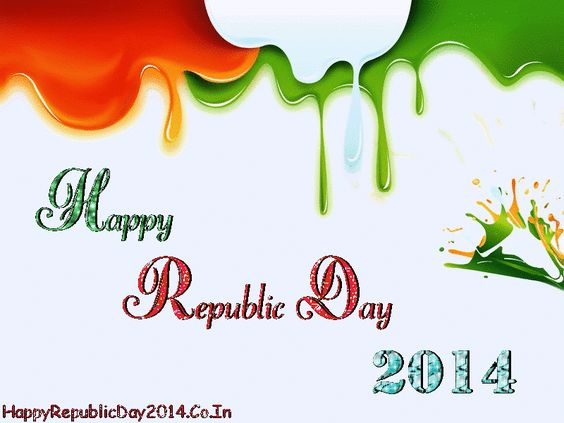 Happy Republic Day 2014 Wallpapers