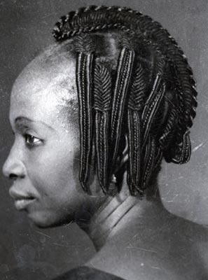 Peachy African Hairstyles Hairstyles And Africans On Pinterest Hairstyle Inspiration Daily Dogsangcom