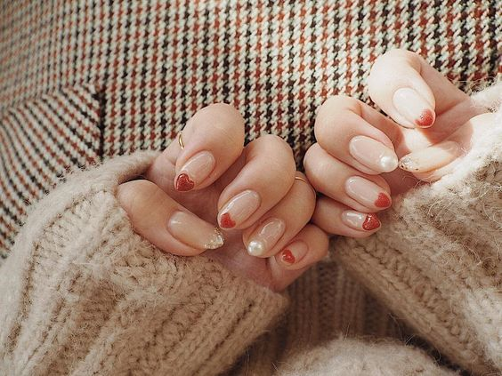 Beauty | 20 cute nail art designs to try this Valentines Day!
