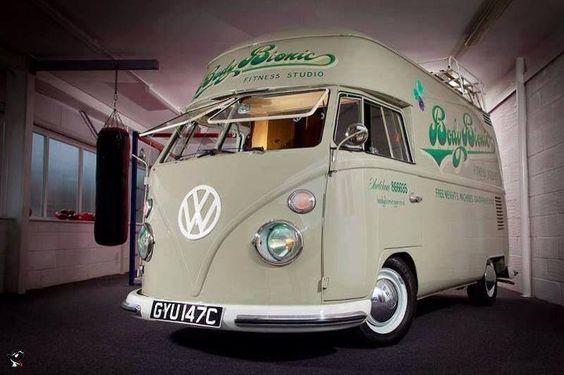 T1 VW Bus highroof