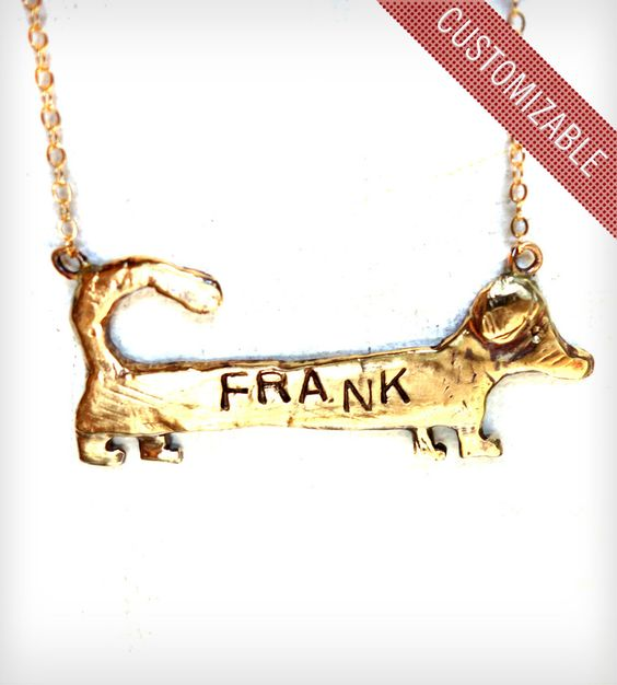 Frank Doxie Necklace