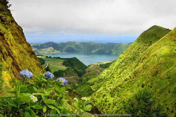 São Miguel. Açores, Portugal. Foto de Álvaro Roxo - Azores Islands