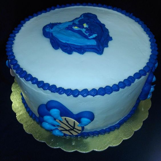 Memphis Grizzlies, Memphis And Birthday Cakes On Pinterest
