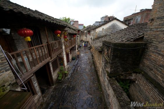 Photoblog: The Ancient Town of Huang Yao in Guilin, #China