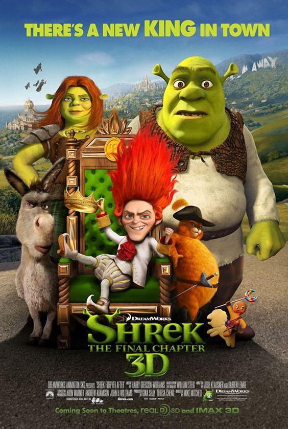 Shrek 3D est un court métrage en images de synthèse, suite de Shrek, qui était une adaptation du conte de fées de William Steig, par DreamWorks en 2004, distribué en DVD avec Shrek, en version normale et 3D se regardant avec des lunettes spéciales (rouge et bleu) fournies.Shrek et Fiona se préparent pour leur lune de miel. Mais alors que Shrek cherche un raccourci pour arriver plus vite à leur coin de paradis, Fiona est enlevée par Thelonius, envoyé par le spectre de Lord Farquaad. En effet…