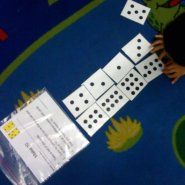 lots of math tub ideas that are aligned to common core for K-5
