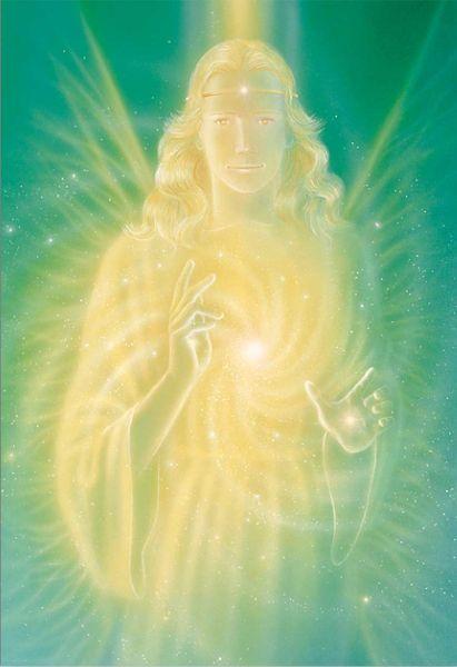 Archangel Raphael.: