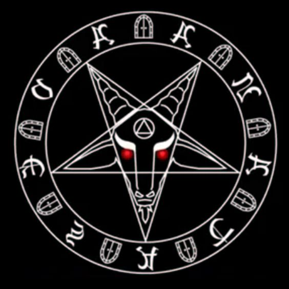 Satanic Church Symbol