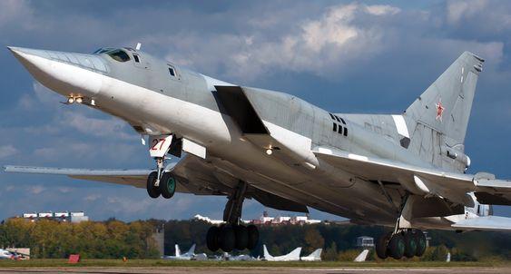 Tupolev Tu22M Backfire.