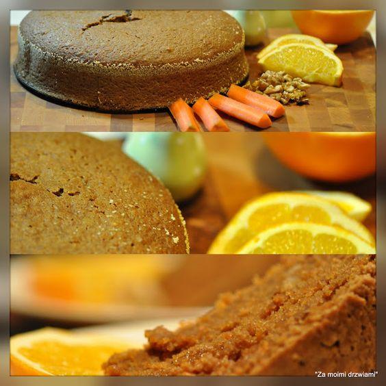 *Za Moimi Drzwiami*: Ciasto marchewkowe - ulubione.