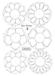 Bildergebnis Fur Blumen Vorlage Zum Ausschneiden Vorlagen Blumen Basteln Blumen Vorlage Blumen Basteln
