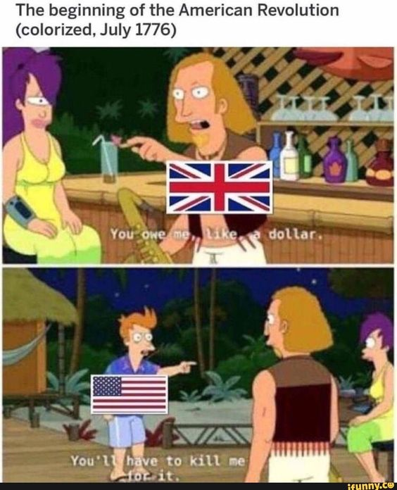 Laughs In American