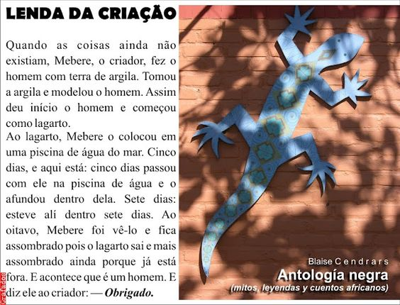 Grafados: Blaise Cendrars - Antologia Negra
