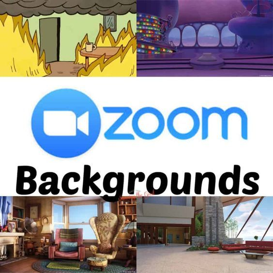 Free Zoom Backgrounds For Video Conferences Online Teaching Virtual Classrooms Teaching Technology