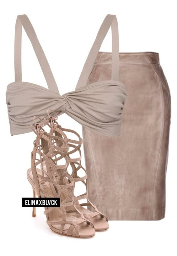 """Untitled #1414"" by elinaxblack ❤ liked on Polyvore featuring Prism and Schutz"