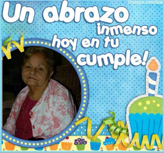 Cumpleaños Mami