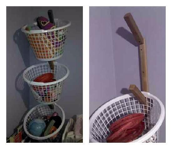 Laundry basket organizer for kids 39 rooms to help sort for Baskets for kids room