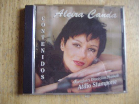 Alcira Canda Cd Original - Contenidos
