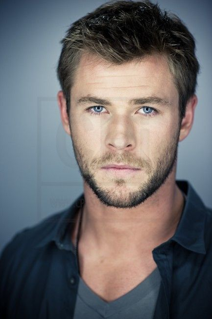 I don't usually post beautiful men ... but come on ... just look at him ...