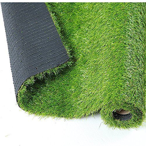 Artificial Mat Fake Grass Turf Green Lawn Carpet Indoor Outdoor