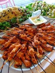 menu ideas for self-catered wedding dinner - Google Search: