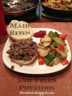 Maid Rites and Fried Potatoes