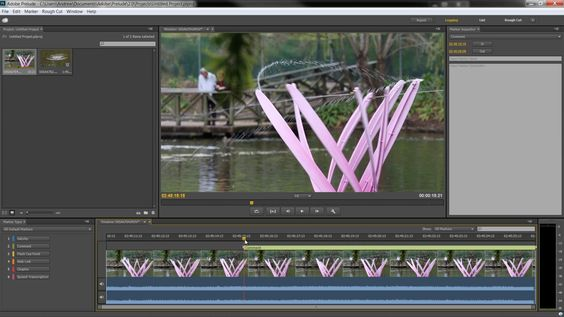 Presenter Andrew Devis shows you how to use #Adobe #PreludeCC to ingest clips, add comments & create a rough cut as part of a #videoediting workflow in 'Total Training for Adobe Speedgrade CC'.   #creativecloud #postproduction #contentmanagement #metadata #video #colorgrading #workflow #timeline #eLearning