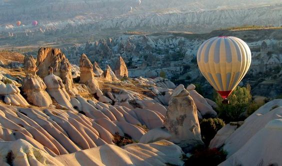 The Worlds 6 Most Bizarre LandscapesCappadocia, Turkey: Airballoon, Bucket List, Favorite Places Spaces, Beautiful Place, Amazing Place, Hot Air Balloons