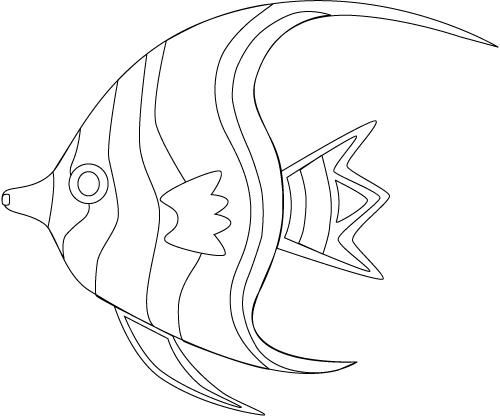 Whale Shark Coloring Pages Free Fish Coloring Page Shark