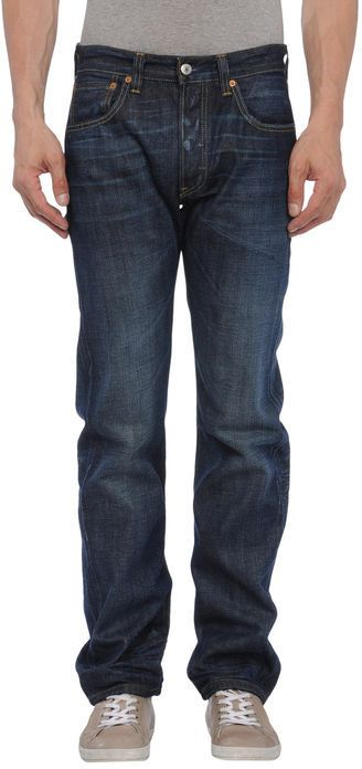 LEVI'S RED TAB Denim pants $88.00 thestylecure.com