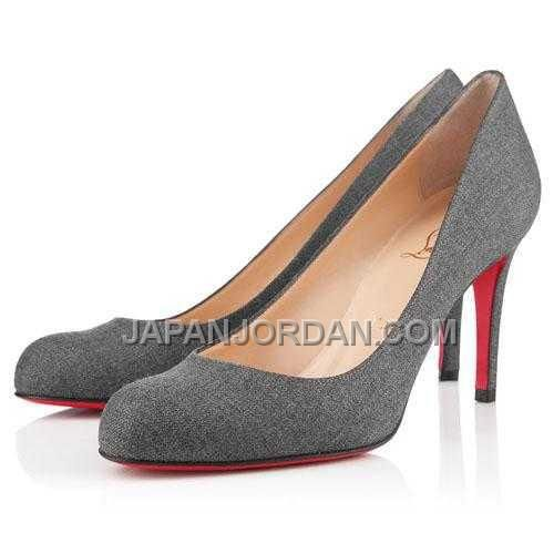 http://www.japanjordan.com/christian-louboutin-simple-80mm-pumps-grey-格安特別.html CHRISTIAN LOUBOUTIN SIMPLE 80MM PUMPS GREY 格安特別 Only ¥14,990 , Free Shipping!